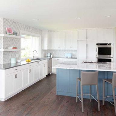 Edmonds View Kitchen Remodel
